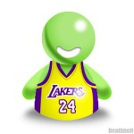 msn小綠人-LA Lakers Kobe Bryant
