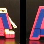 字母機器人