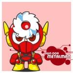DWN-009 METALMAN