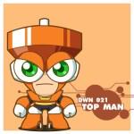 DWN021 TOP MAN