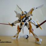ROBOT魂 Lancelot Albion(ランスロット・アルビオン)