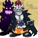 One Piece -Gecko Moria flash小時鐘
