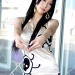 女帝波雅‧漢考克的cosplay