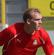 2013: the first goal scored in the world that year comes from Danny Wright at Telford.
