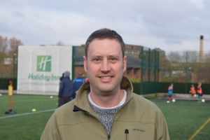 Alex Osbaldeston: Co-opted Commercial Manager