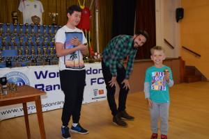 Trophy Day 2015: U6 Mini-Rangers