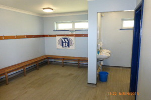 The Northmead Changing Rooms As You Have Never Seen Them Before!