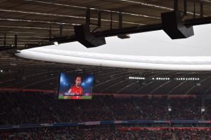 Franck Ribery Hits the Target for Bayern!