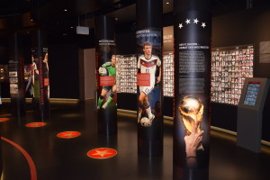 Pillars of the German Football Hall of Fame