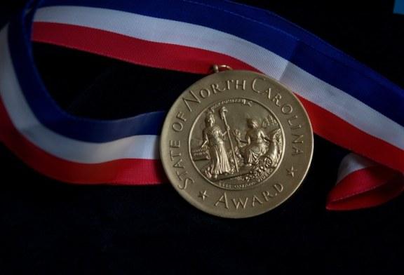 Nominations Closing Soon for the North Carolina Awards