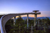Clingman's Dome to Open Early