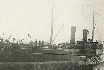 Recently Discovered Civil War Blockade Runner Tentatively Identified as the Agnes E. Fry