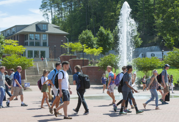 WCU Breaks Record for Enrollment