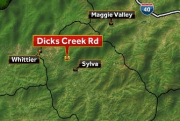 UPDATED Wildfire Breaks Out Sunday Near Dicks Creek