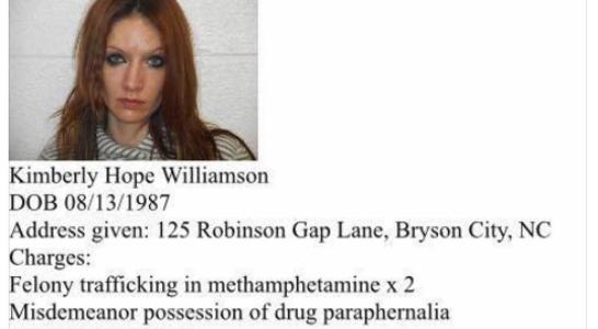 Drug Arrests in Macon County