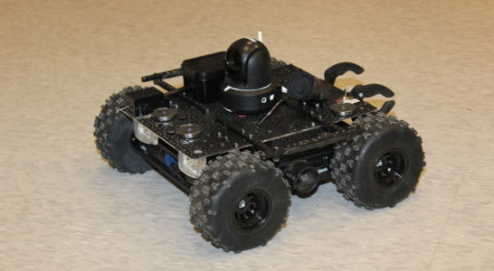 SCC students build SWAT robot for Macon County Sheriff's Office