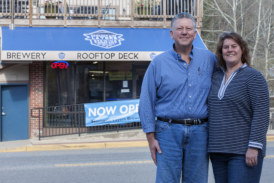 SCC vital to helping Mountain Layers brewery launch in Bryson City