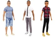 Mattel Just Introduced New Ken Dolls With Man Buns, Cornrows, Dad Bods, and More