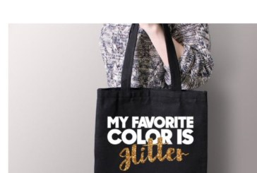 "A Bad Font Choice Makes It Look Like a Tote Bag Says ""My Favorite Color Is Hitler"""