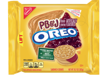 There Are Peanut Butter and Jelly Oreos and Cookie Butter Oreos Coming Soon