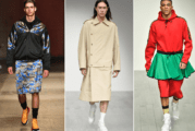 Could the Next Big Fashion Trend Be Skirts For Men?