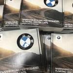 (今週の入荷−2)BMW FLOATING CENTER CAPS.が再入荷しました