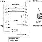 (BMW純正)OBDⅡ – Ethernet ケーブル