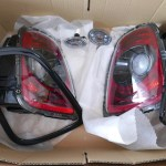 BMW MINI Black Line light package for R56LCI R57LCI R58 R59