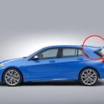 BMW F40 ニュー1シリーズ用Mリアスポイラー