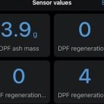 (BMW CLEAN DIESEL)DPF再生 with BimmerLink アプリ