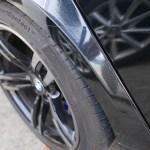 (Edit BMW F80 M3 -20)ホイールアーチ保護フィルム