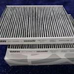 new BMW nanofiber filter technology