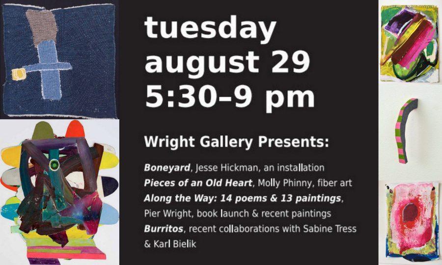Wright Gallery Summer 2017