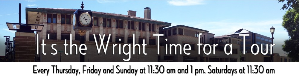 WOTP Frank Lloyd Wright Hotel Tours
