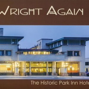 Wright Again Park Inn Hotel Book