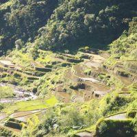 Banaue and Batad Rice Terraces