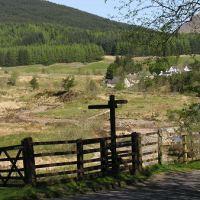 Day 4:West Highland Way(Inverarnan to Tyndrum)