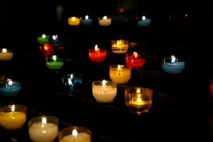 flameless candles | traditional candles