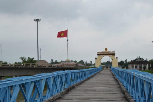 Northside Hien Luong Bridge