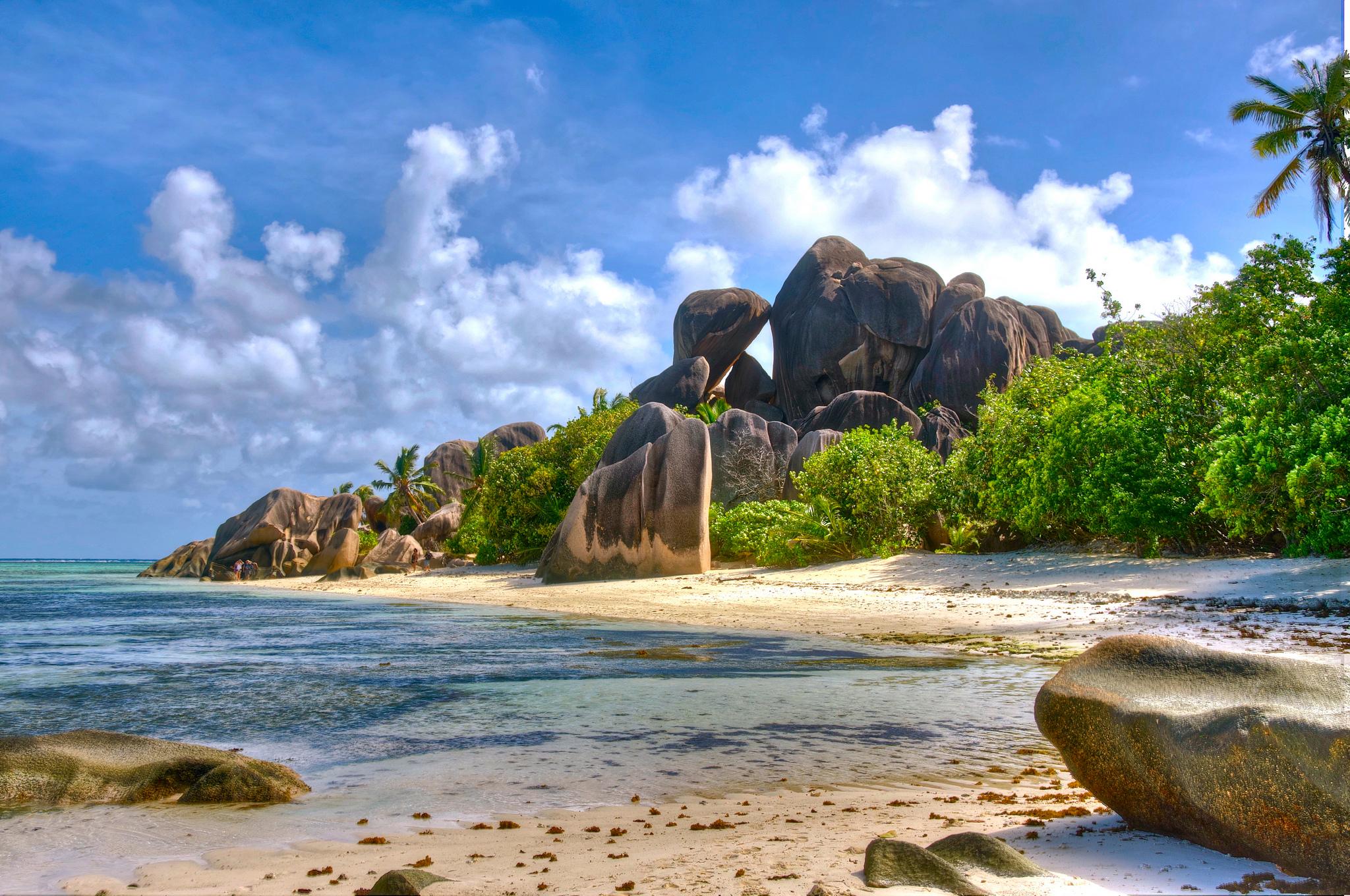 <p>The Seychelles. Flickr/Federico Robertazzi</p>