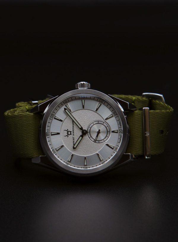 Wrist-hardware-mk1-paramo-fatigue-green-military-watch-strap-fieldwatch