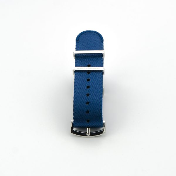 Wrist-hardware-navy-blue-nylon-watch-strap-polyamide-fabric-replacement-band-military-watch-strap-22mm-20mm-316L-stainless-steel-buckle-polyamide-swiss