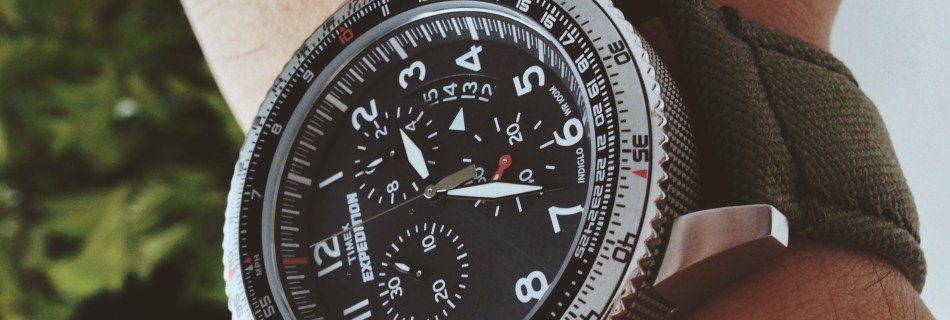 Timex Expedition Military Chronograph T49823, the start of a passion