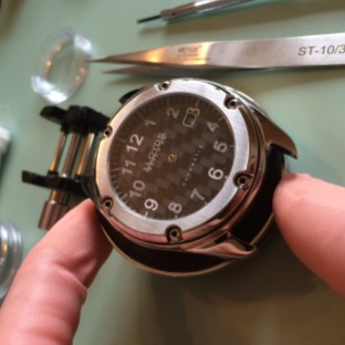Lloyds Watch Co Series A Assembly