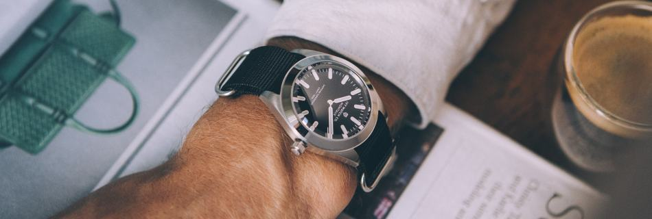 A chat with Carl about Ivy Watch Co. and his fascination for the style of Ivy League universities in the 1960s