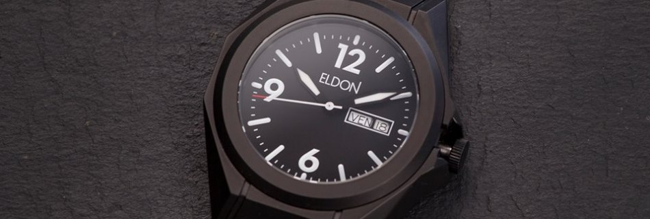 Eldon Watches: Design Your Own Watch Affordably