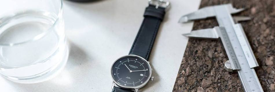 Sternglas – Minimalistic Timepieces with Contemporary Style