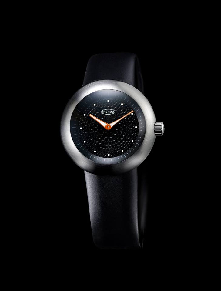 ikepod watches black