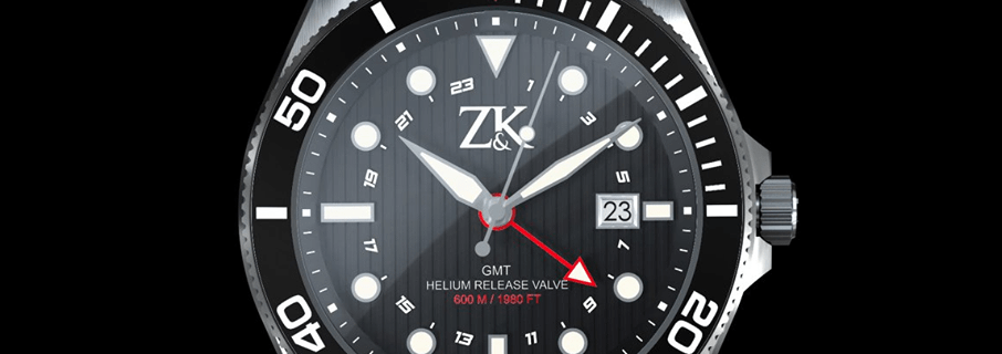Zahnd & Kormann – Launches Beautiful A High-Quality Swiss Made Diver & GMT