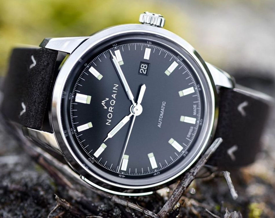 Norqain black automatic